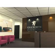 Have you had dealings with – Canada-based Edgeworth Properties Inc